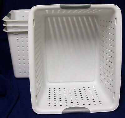Restaurant Equipment Bar Supplies 4 STERILITE DEEP ULTRA BASKETS