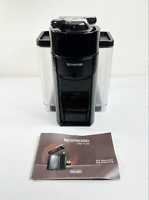 Nespresso Vertuo Evoluo Coffee and Espresso Machine, Black