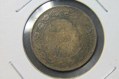 1903 Canada Large One Cent