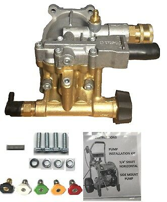 NEW 3100 PSI PRESSURE WASHER PUMP for Excell Devilbiss XC2800 XR2750 D29105  SJV
