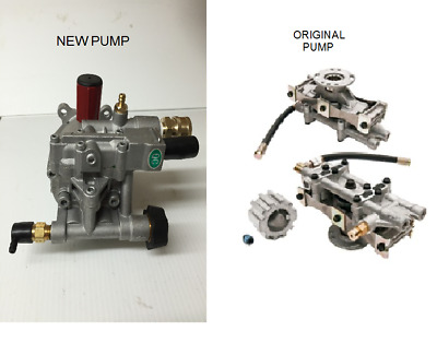 NEW PRESSURE WASHER PUMP Replace XR2600 EXHA2425 EXCELL WITH GC160 SHORT SHAFT