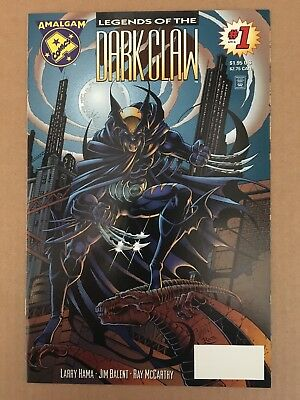 Legends Of The Dark Claw #1 Marvel / DC Comic Book 1996 VF+ 1st Printing Batman