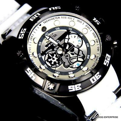 Hommes Invicta Star Wars Stormtrooper 52mm Chronographe Édition Limitée