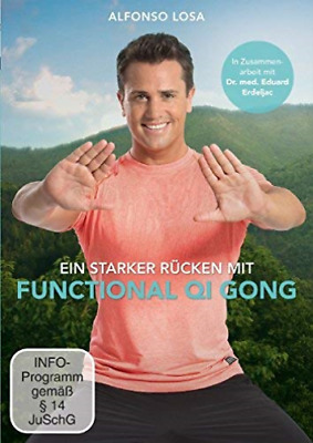 Losa,Alfonso-Ein Starker Rucken Mit Functional Qi Gong - (Ge (Uk Import) Dvd New