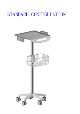 Mobile Cart for Ultrasound Imaging System. CUTOMIZABLE FIXED HEIGHT .FDA