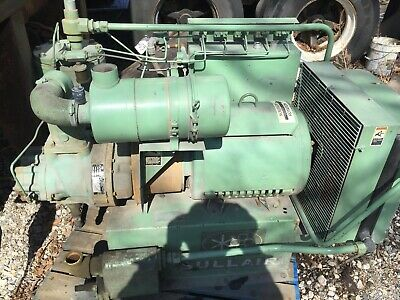 Sullair Model 10-25 Rotary Screw Air Compressor