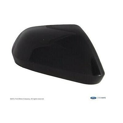 FORD OEM Fiesta Door Side Rear View-Mirror Cover Cap Trim Right BE8Z17D742BA