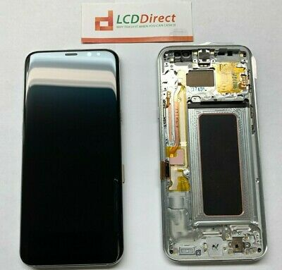 NEW OEM Samsung Galaxy S8 Plus G955 LCD Touch Screen Digitizer with Heavy SBI