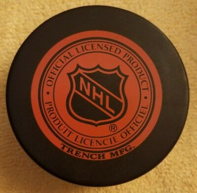 1994 All Star Game New York City  Vintage Trench Nhl   Hockey  Puck