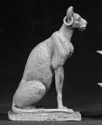 Reaper Miniatures 03007: Egyptian Cat Statue