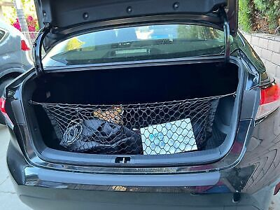 Rear Trunk Envelope Style Middle Cargo Net for TOYOTA COROLLA iM 2017-2020 New