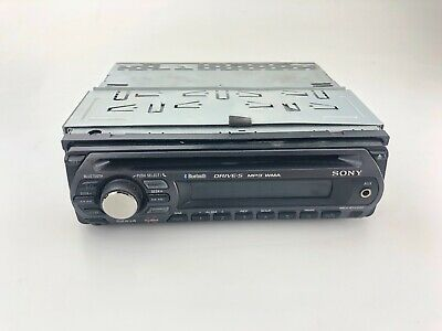 SONY CAR RADIO With Bluetooth Connection # Mex-Bt2500 Cd Player