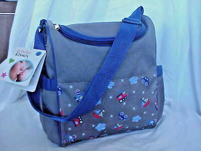 Tender Kisses Baby Bottle Bag Nwt