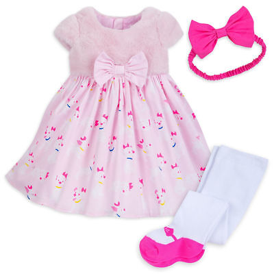 New Disney Store Penny Party Dress Baby Girl Dalmatians 12 18 24M