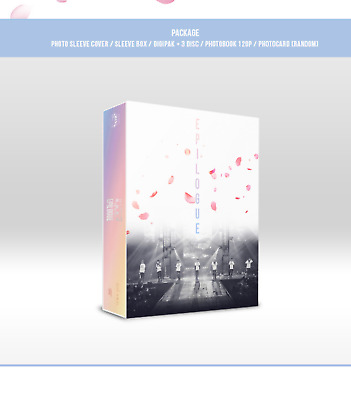 BTS-2015 BTS HYYH LIVE ON STAGE epilogue DVD+ PHOTO CARD kpop rare