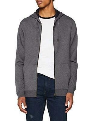Only & Sons ONLY&SONS FELPA UOMO ONSSANTINO Nero/Grigio mod 22002547 Sweat capuche