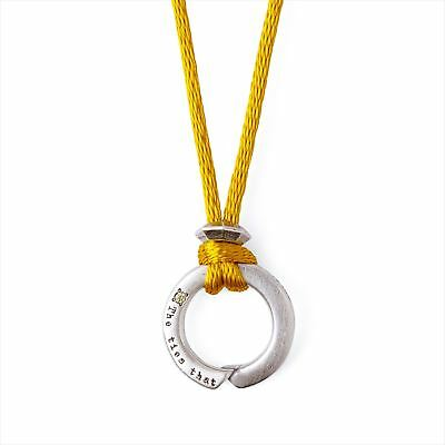 Evangelion No. 0 Silver Necklace EVSN-28 From Japan Free shipping