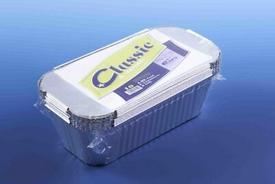Euro Disposables Foil Containers 1.5L ** KEDASSIA APPROVED IDEAL FOR PASSOVER **