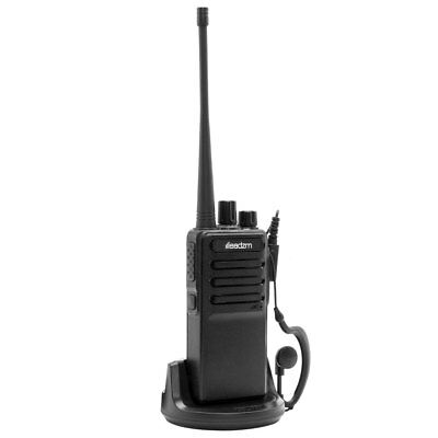 10 x LEADZM LE-C2 Two Way Ham Radio UHF 400-470MHz 16CH Walkie Talkie Long Range