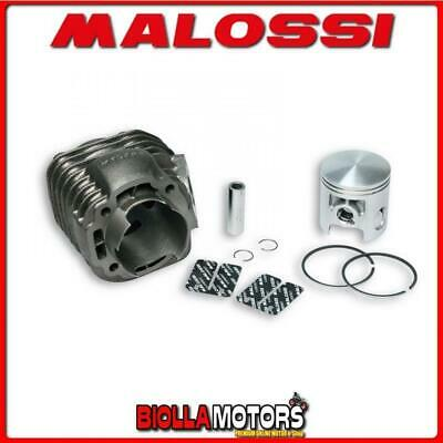 3111374 Gruppo Termico Malossi 125Cc D.57,5 Mbk Booster 100 2T Ghisa Sp.14