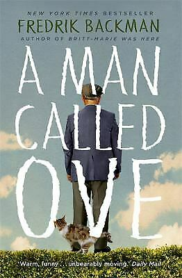 Man Called Ove-ExLibrary