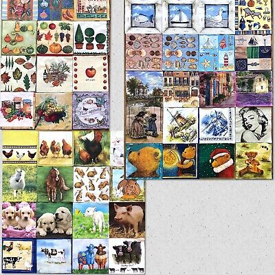 Free shipping 48x Assorted napkins for collection,decoupage and other craft