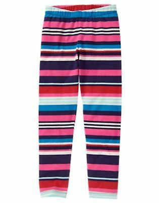 NWT Gymboree Leggings Mix and Match Striped Colorful  12/18m,2T, 5/6 7/8 Girls