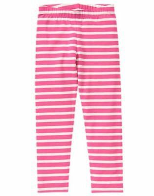 NWT Gymboree Leggings Mix and Match Striped Pink 5/6,7/8,10/12 Girls