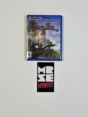 Siralim Limited Run Games #137 for Sony PS Vita New Sealed