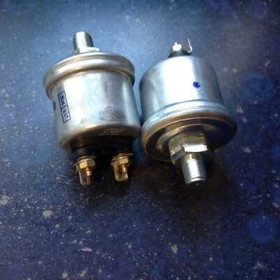 1 x VDO oil pressure sensor/ sender  Part number 30/138. 0-10 bar