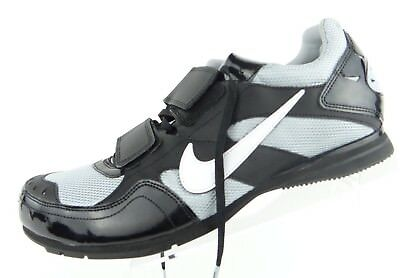 buy online 8a842 125a9 Nike Zoom TJ 3 Triple Jump 3 Track Field Shoes Men's 13 With Spikes 474132  002