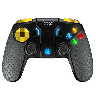 Comfortable Mobile Game Bluetooth Gamepad PUBG Controller for Android IOS
