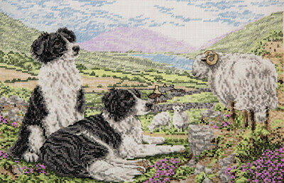 Cross stitch kit by Anchor PCE960 Rural Life