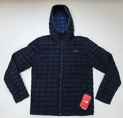 cf0b9f3ec THE NORTH FACE Men's Thermoball Hoodie Conquer Blue Medium Pre Owned ...