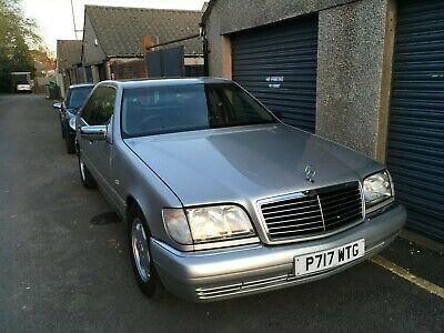 Mercedes Benz S Class 280s W140 1997 PRICE REDUCED TO SELL