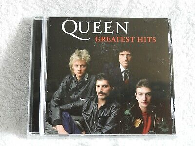 Queen - Greatest Hits (Remastered) - FREE UK P&P