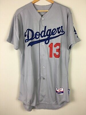 save off b53f8 0c9ee NEW W/ TAGS! Hanley Ramirez Authentic Los Angeles Dodgers Baseball Jersey  #13