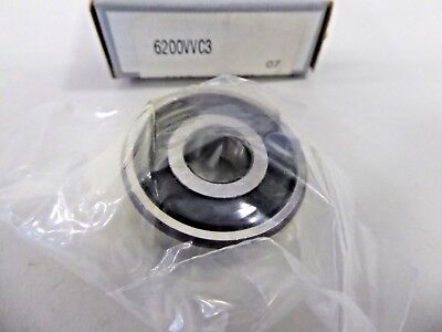 6201-08VVC3 NSK Radial//Deep Groove Ball Bearing Round Bore New
