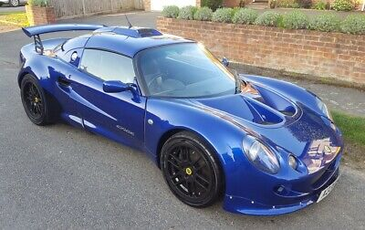 Lotus S1 Exige : Full history : Excellent investment potential