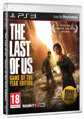The Last of Us GOTY☑️PlayStation 3 PS3🎮Digital Game☑️Download☑️Please Read