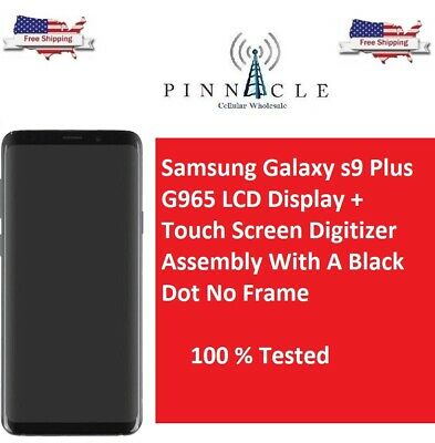 Samsung Galaxy S9 Plus G965 LCD Display + Touch Screen Digitizer Assembly Dot