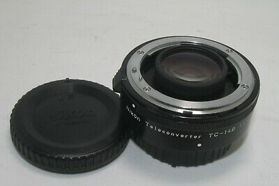 Nikon Teleconverter TC-14B 1.4x for Ai-s MF Lens [Exc+++] From JAPAN F/S