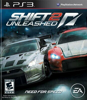 Need for Speed Shift 2☑️PlayStation 3 PS3🎮Digital Game☑️Download☑️Please Read