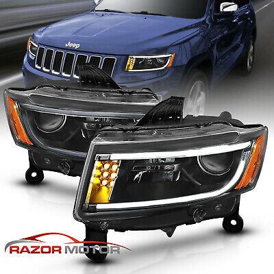 2014 2015 2016 2017 2018 2019 Jeep Grand Cherokee Harness Halogen To Jeep Grand Cherokee Wiring Harness Hid To Halogen on