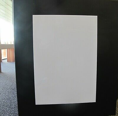 A4 Reminder Magnetic Fridge Whiteboard Home Office Memo Message Board