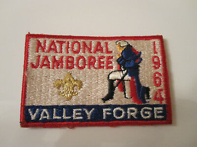Vintage BSA National Jamboree 1964 Valley Forge Boy Scout Patch