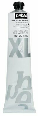 Pébéo XL - Pintura al óleo (200 ml), color blanco