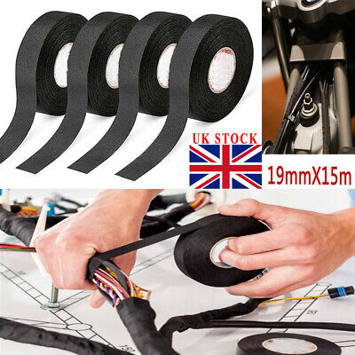 Enjoyable Adhesive Cloth Electrical Tape For Harness Wiring Loom Car Wire Wiring Digital Resources Minagakbiperorg