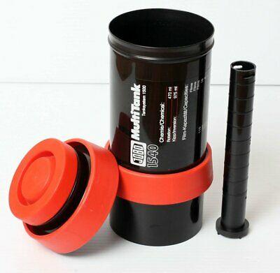 Jobo 1540 UniTank with Cog Lid (for 35mm/120/220 films, for up to 4X 1501 Reels)