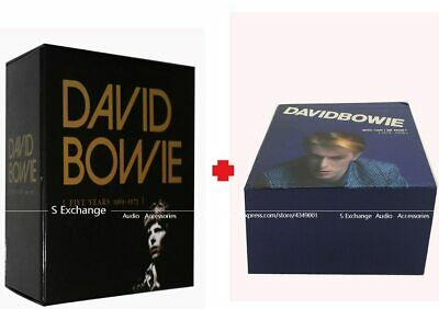 Seal David Bowie Five Years(1969-1973) + Who Can I Be Now(1974-1976) Total 24 CD
